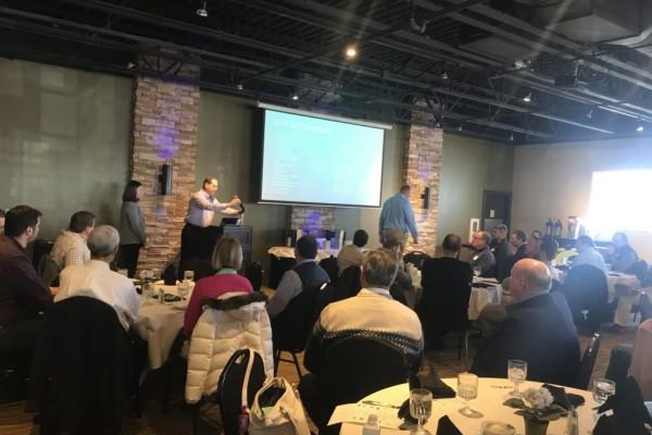 NFPA Event, February 8, 2018