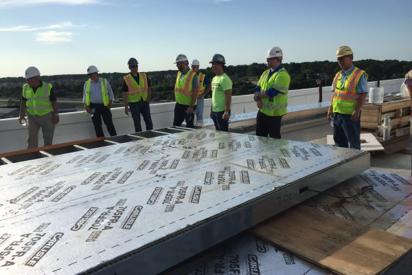 BEC St. Louis SSM Lake St. Louis Job Site Tour - June 11, 2016
