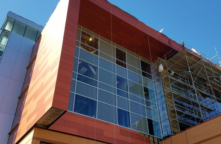 SSM St. Joseph West | BEC 2017 Exterior Cladding Award